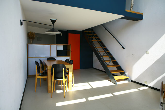 l 39 agora des arts patrimoines site le corbusier firminy. Black Bedroom Furniture Sets. Home Design Ideas