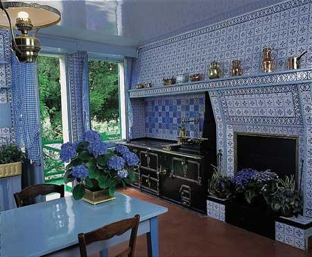 L\'agora des arts - Patrimoines - Jardin et maison de Claude Monet à ...