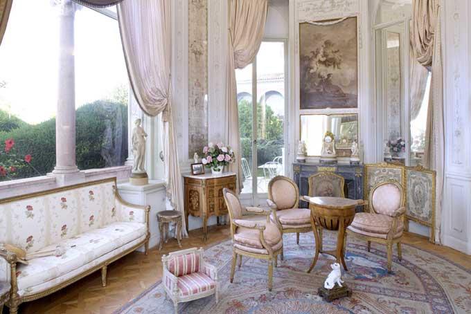 L 39 agora des arts patrimoines villa ephrussi de rothschild - Maison ephrussi de rothschild ...