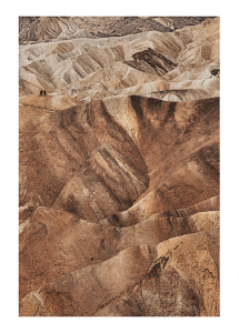Zabriskie Point, détail