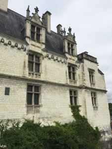 Loches - Logis royal