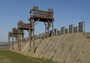 Fortifications romaines © Antoine Maillier